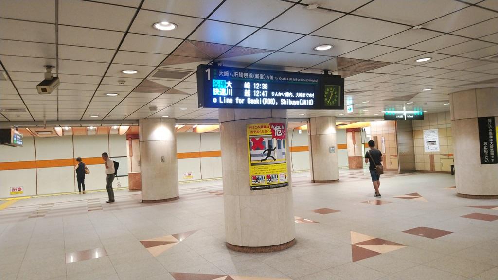 京浜東北線からりんかい線11