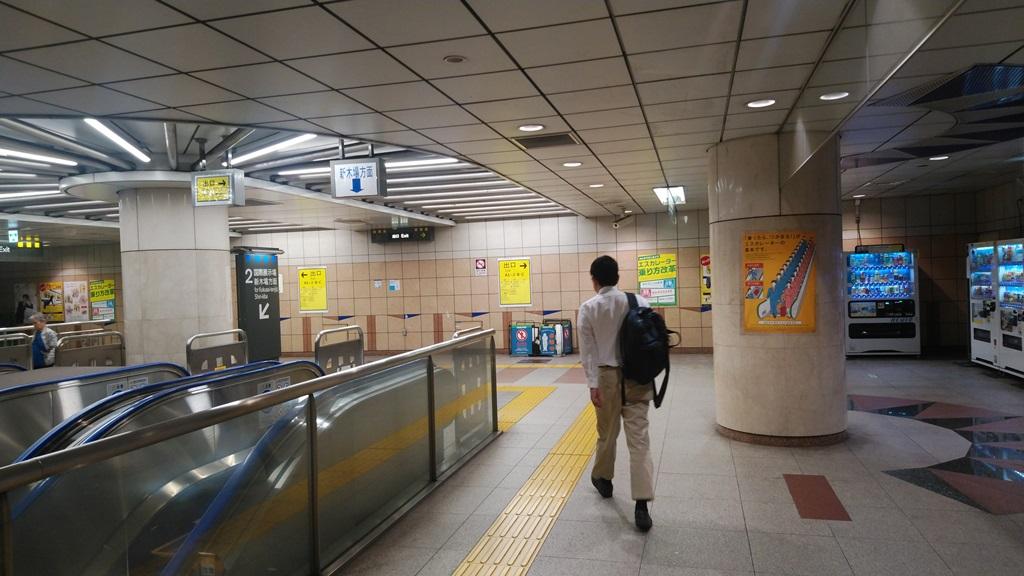 京浜東北線からりんかい線12