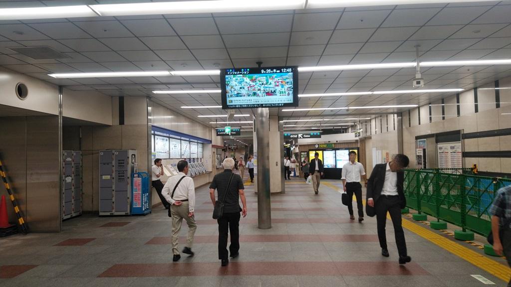京浜東北線からりんかい線5