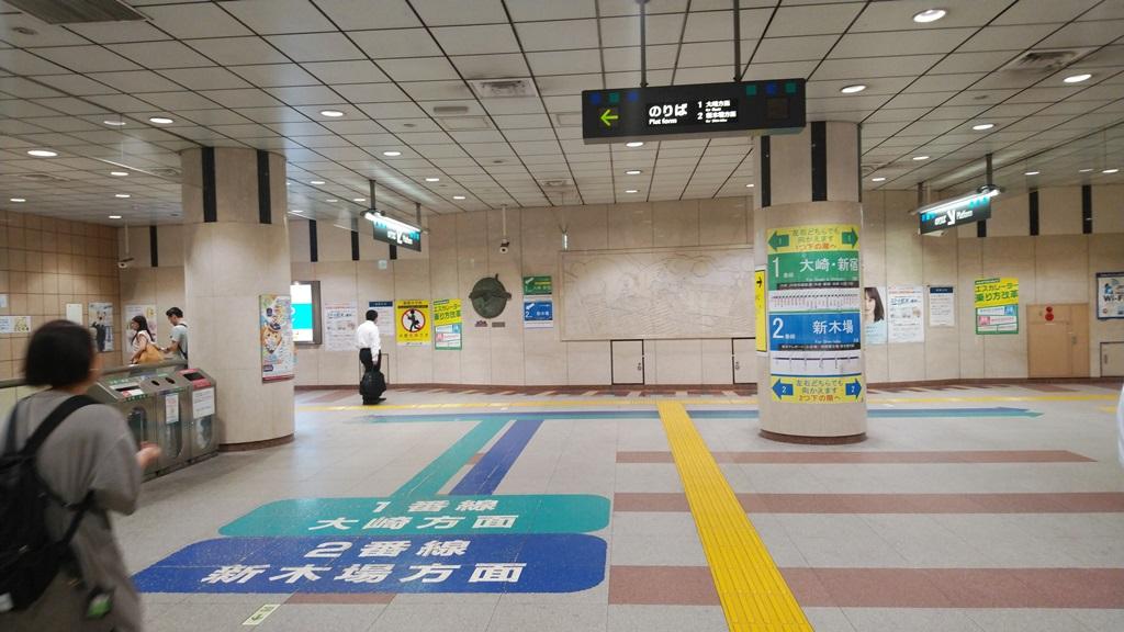 京浜東北線からりんかい線8