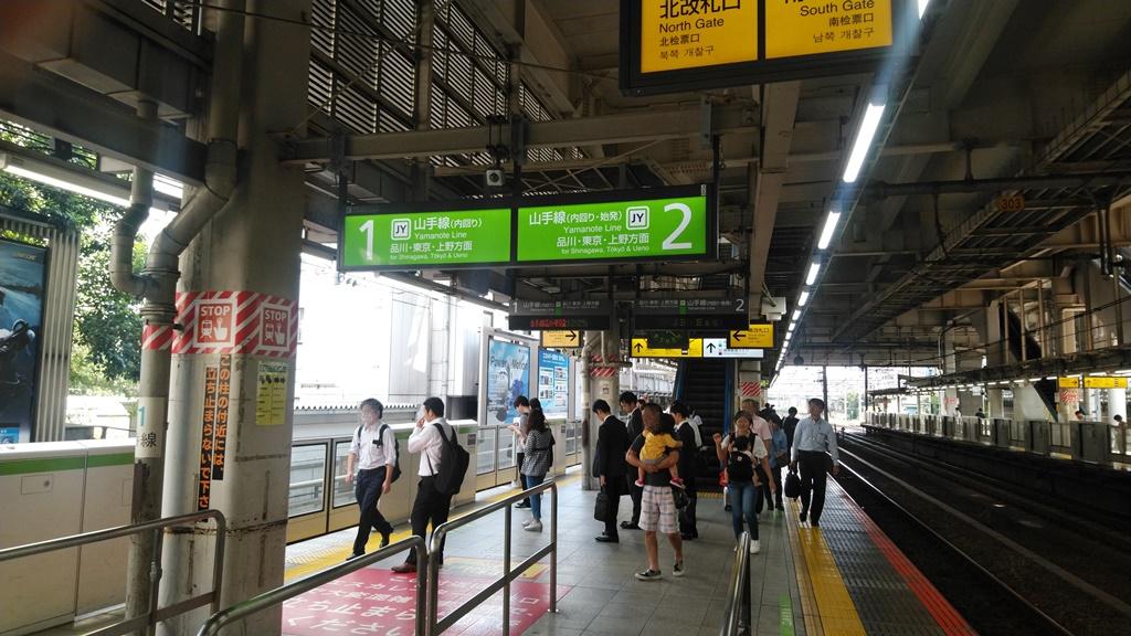 埼京線から山手線4