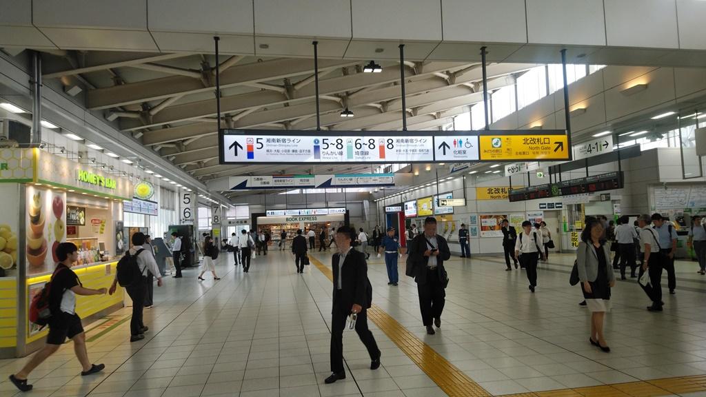 山手線から埼京線2