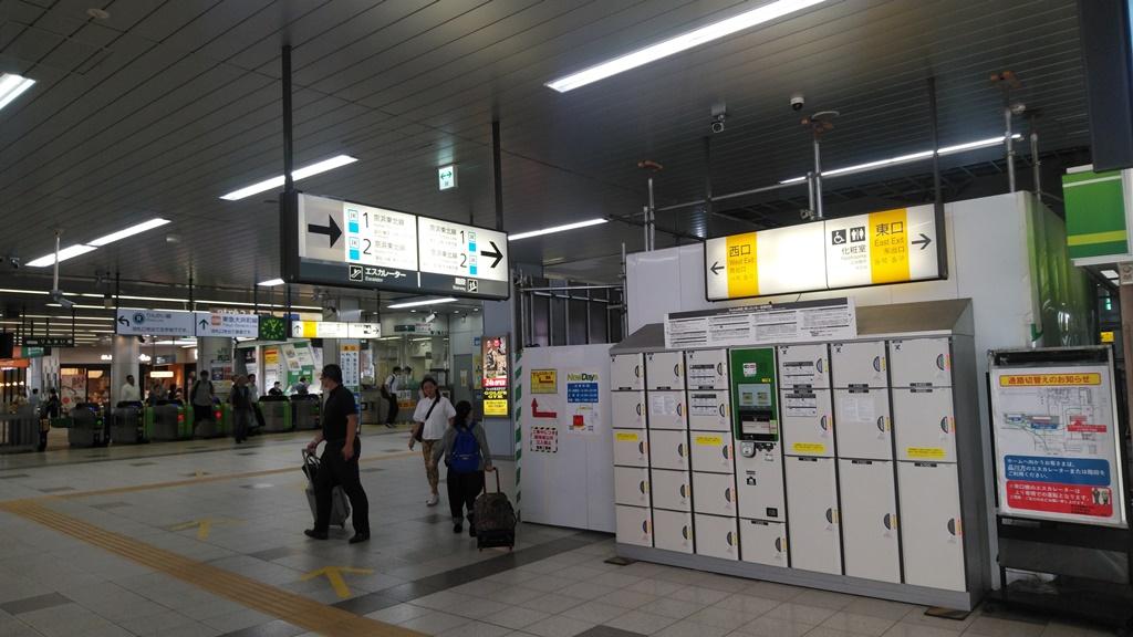 京浜東北線から大井町線2