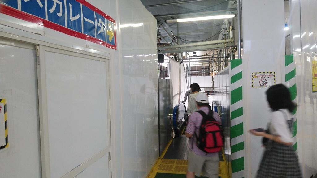 大井町線から京浜東北線3