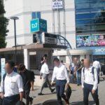 岩本町駅からJR5