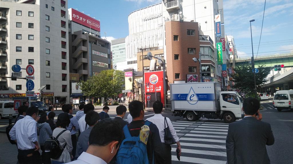 岩本町駅からJR6