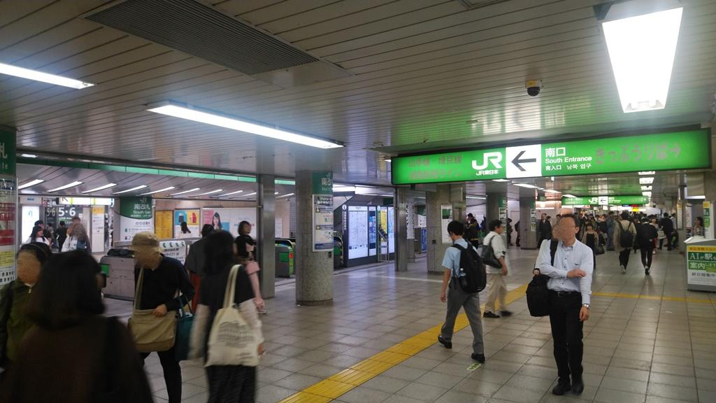 東武南からJR5
