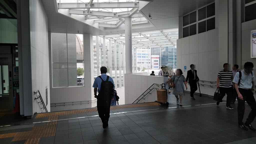 JRから京急4