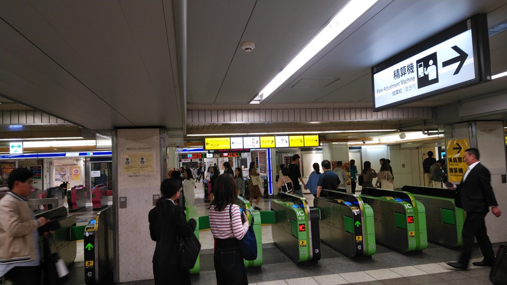 JRから東武中央2