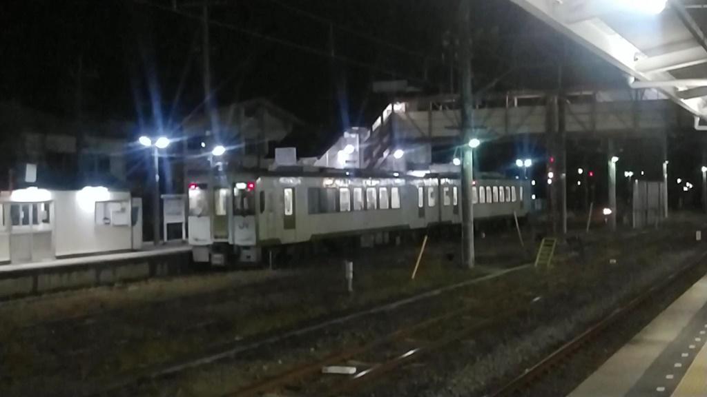 小川町駅八高線