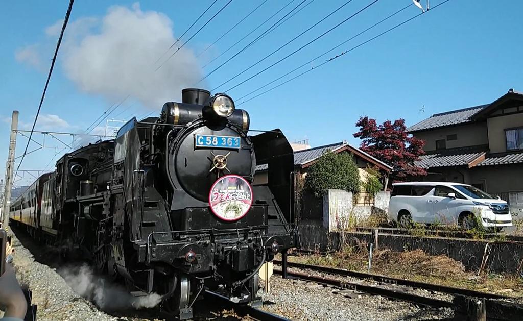 秩父鉄道SL