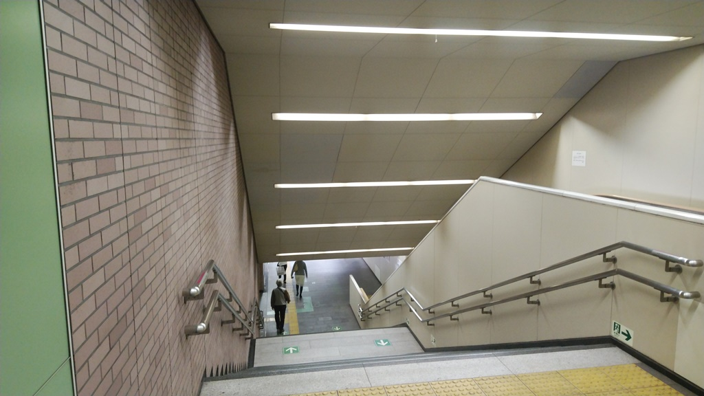 JRから大江戸線4