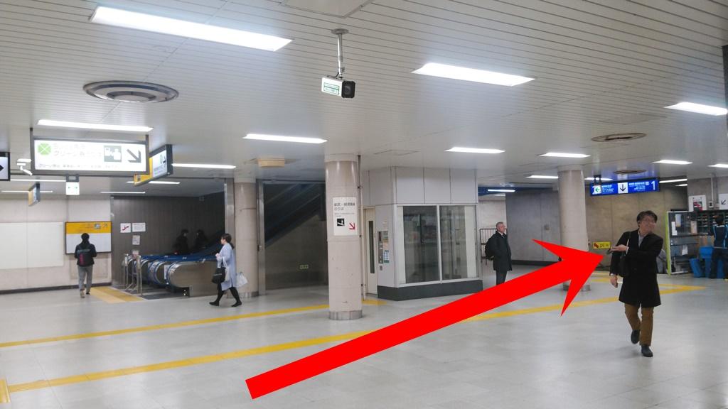 都営新宿線からJR3