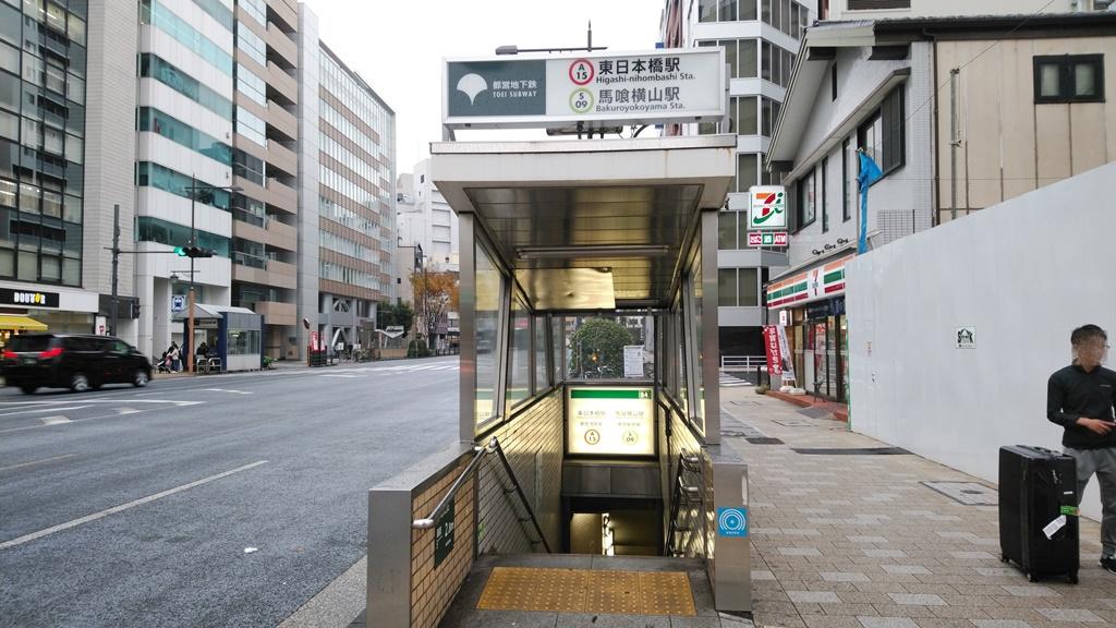 JRから浅草線11