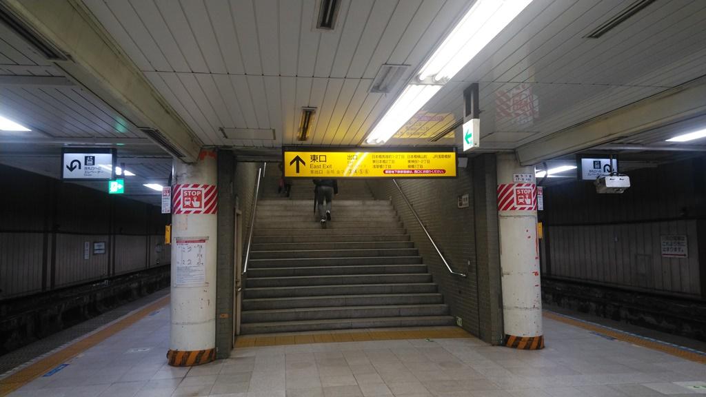 JRから浅草線1