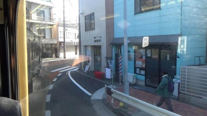 江ノ電路面
