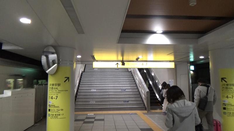 二重橋前から東京1