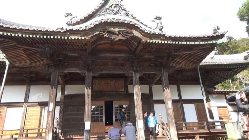 修禅寺拝殿
