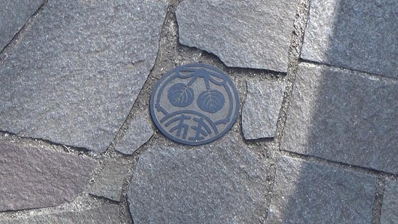 桂橋の橋紋