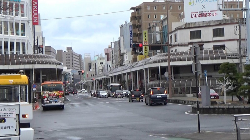 沼津駅バスターミナル