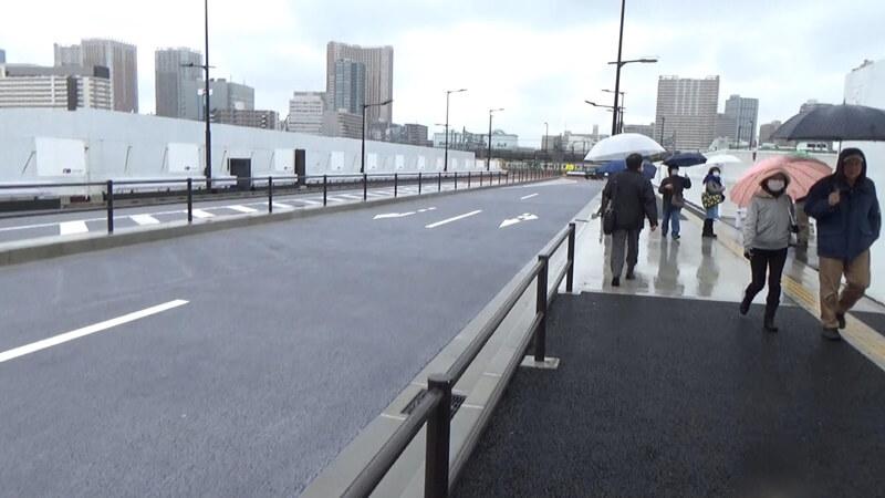 泉岳寺から高輪ゲートウェイ5