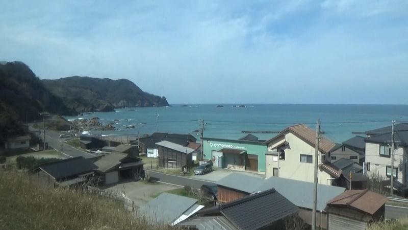 山陰日本海