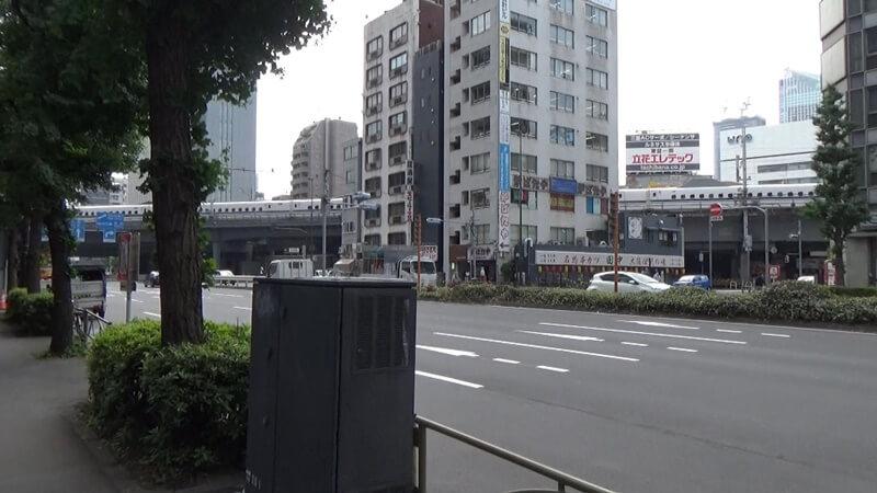 新橋新幹線