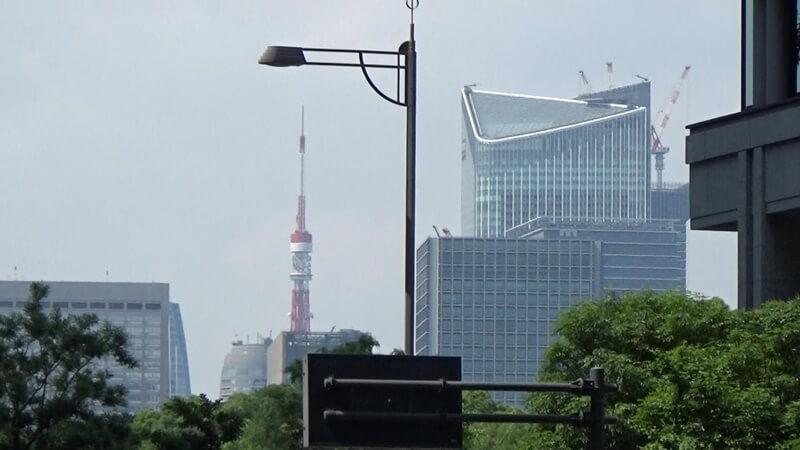 東京タワートップ
