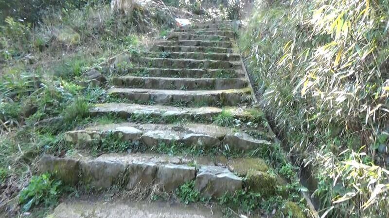 米子城登山
