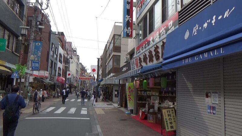 一万歩商店街