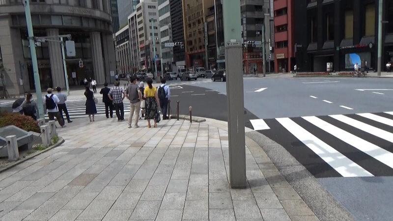 日本橋スタート