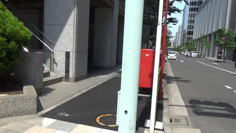 旧日光街道入口